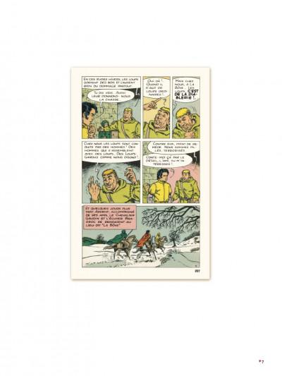Page 3 Chevalier Ardent - intégrale tome 6 (nouvelle édition)