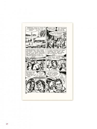 Page 4 Chevalier Ardent - intégrale tome 6 (nouvelle édition)