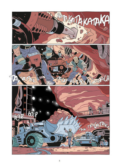 Page 2 Lastman tome 7