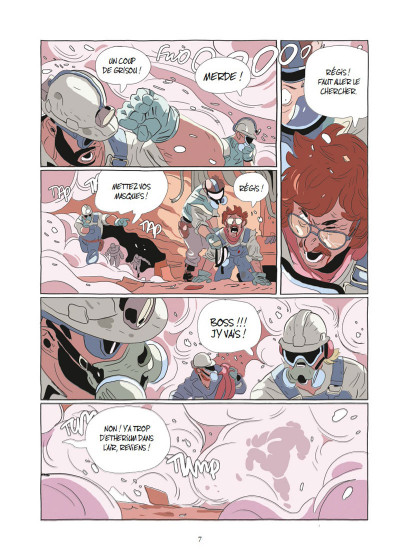 Page 4 Lastman tome 7