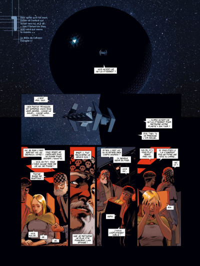 Page 3 Universal war two - édition deluxe tome 3