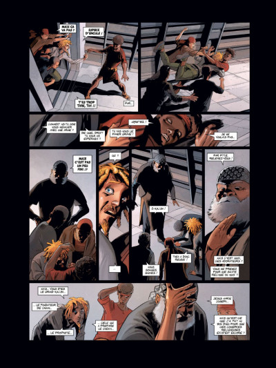 Page 5 Universal war two - édition deluxe tome 3