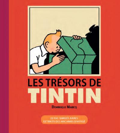 image de Les trésors de tintin