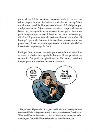 Page 3 Geluck pète les plombs