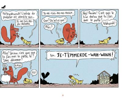 Page 7 La renarde tome 1