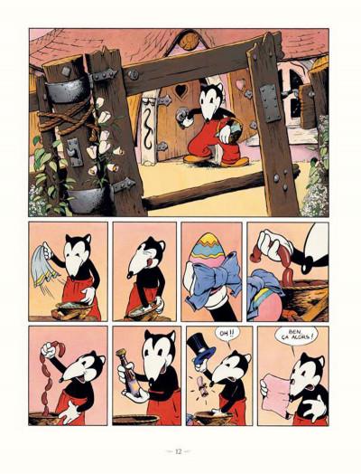 Page 4 Rose profond