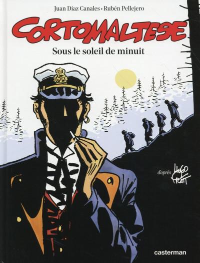 Couverture Corto Maltese tome 13 - Sous le soleil de minuit
