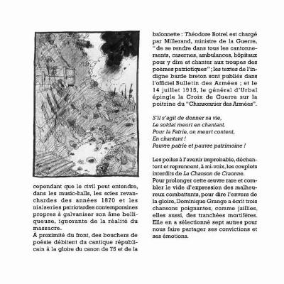 Page 2 Chansons contre la guerre
