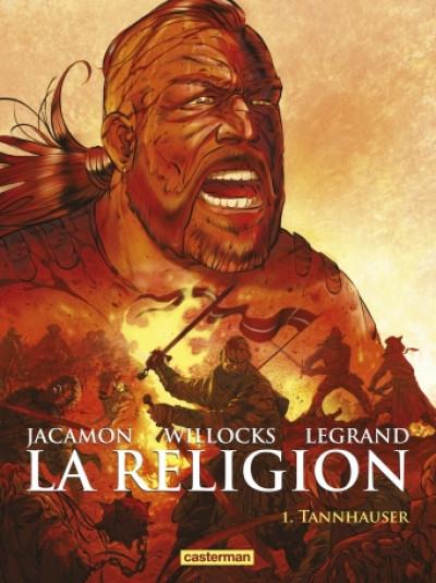 Couverture La religion tome 1