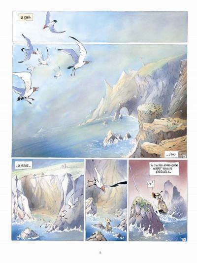 Page 1 L'Auberge du bout du monde - Intégrale