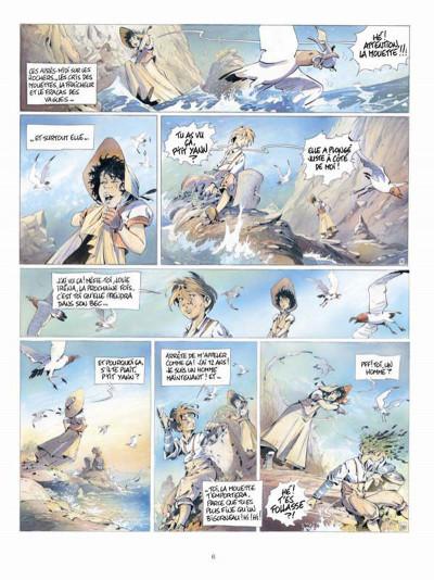 Page 2 L'Auberge du bout du monde - Intégrale