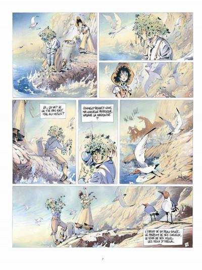 Page 3 L'Auberge du bout du monde - Intégrale