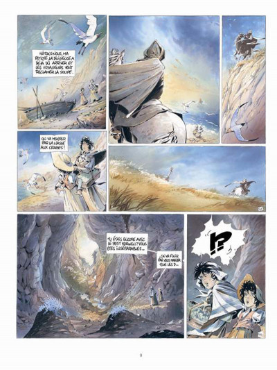 Page 5 L'Auberge du bout du monde - Intégrale