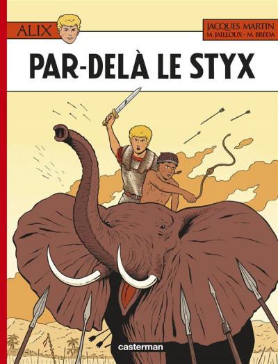 image de Alix tome 34 - Par-delà le Styx