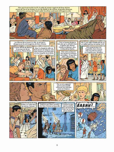 Page 1 Alix tome 34