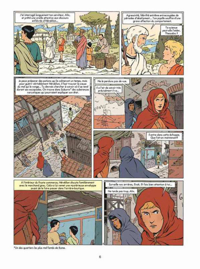 Page 4 Alix tome 34