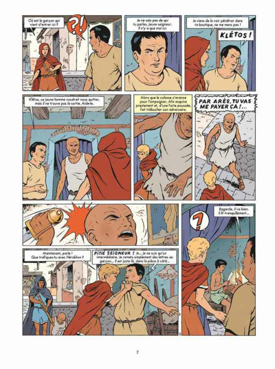 Page 5 Alix tome 34