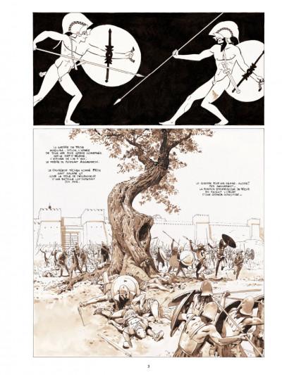 Page 1 Le coeur des amazones