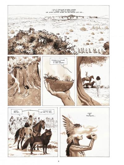 Page 2 Le coeur des amazones