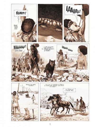 Page 3 Le coeur des amazones