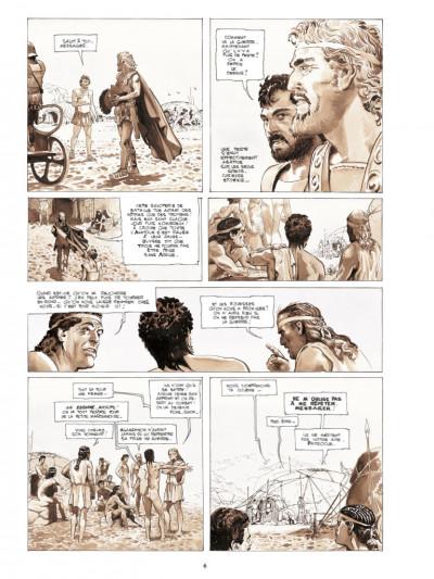 Page 4 Le coeur des amazones