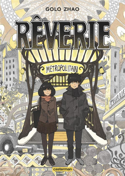 Couverture Rêveries
