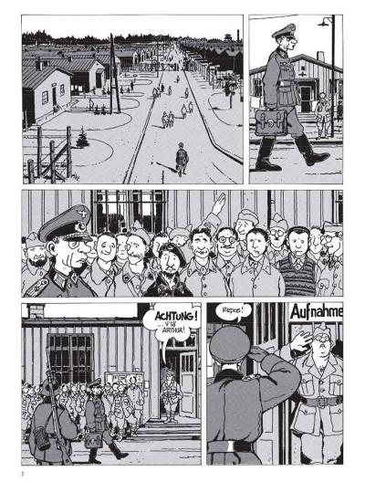 Page 2 Nestor Burma tome 2 - 120 rue de la gare (édition 2015)
