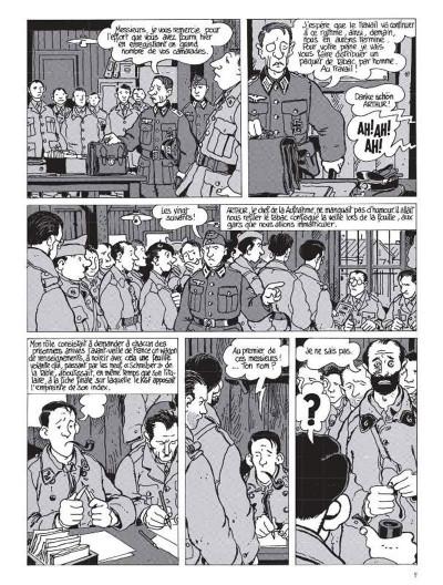 Page 3 Nestor Burma tome 2 - 120 rue de la gare (édition 2015)