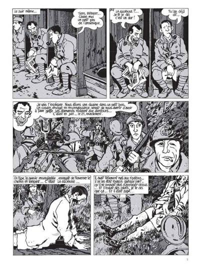 Page 5 Nestor Burma tome 2 - 120 rue de la gare (édition 2015)