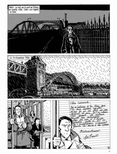 Page 1 Nestor Burma tome 1 - Brouillard au pont de Tolbiac (édition 2015)
