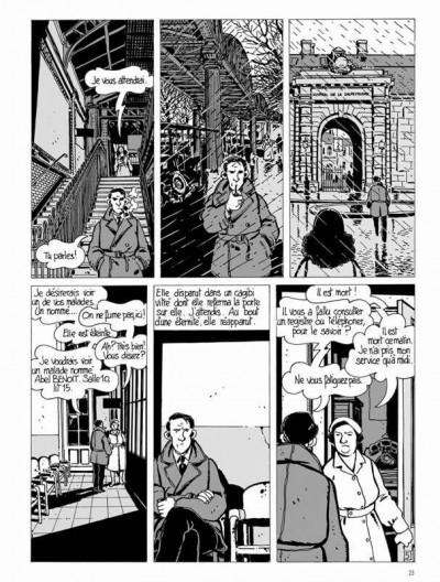 Page 5 Nestor Burma tome 1 - Brouillard au pont de Tolbiac (édition 2015)