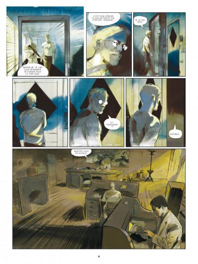 Page 4 Le lendemain du monde