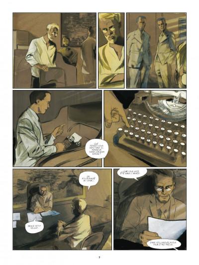 Page 5 Le lendemain du monde