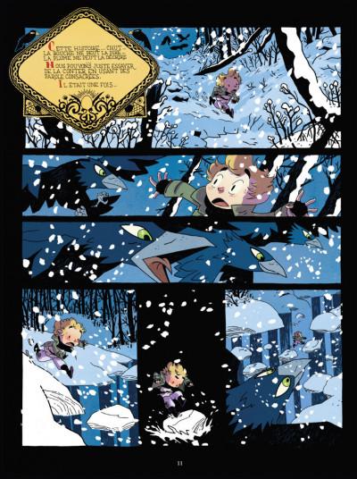 Page 1 Balthazar et le secret de l'oeuf d'or