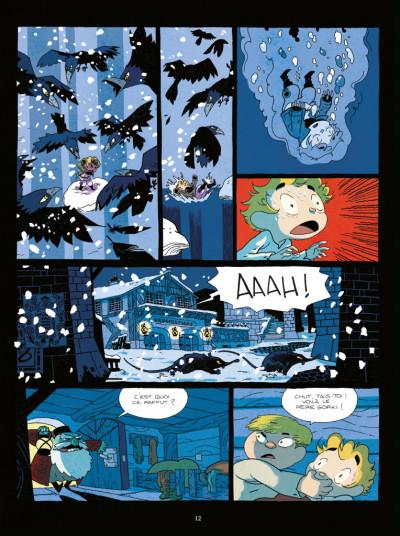 Page 2 Balthazar et le secret de l'oeuf d'or