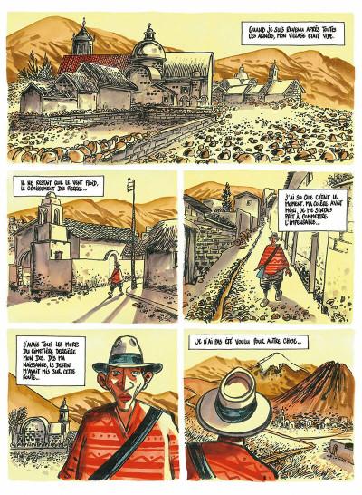 Page 4 Le monde du dessous