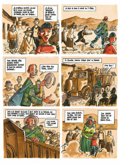 Page 5 Le monde du dessous