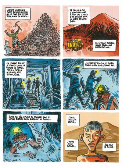 Page 6 Le monde du dessous