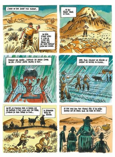 Page 7 Le monde du dessous