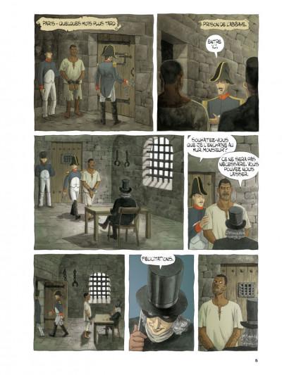 Page 3 Les trois grognards tome 1