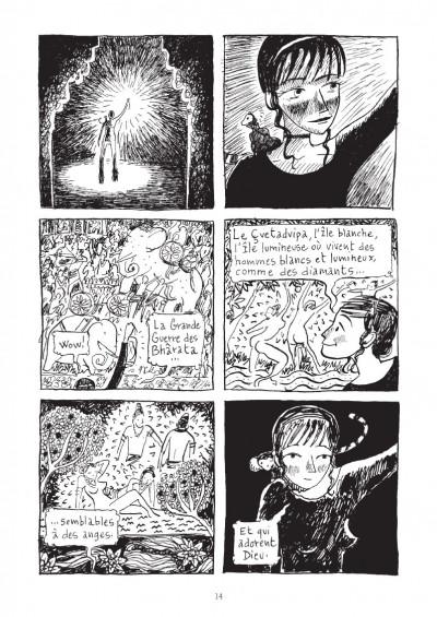 Page 0 Une aventure de Jeanne Picquigny tome 4 - La paresse du panda