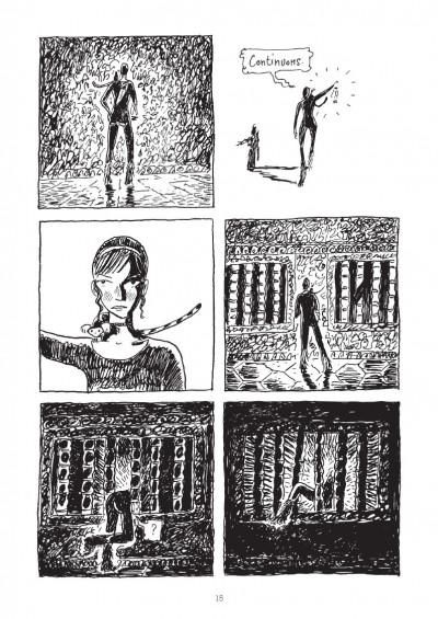 Page 1 Une aventure de Jeanne Picquigny tome 4 - La paresse du panda