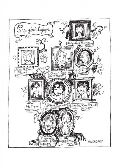 Page 4 Une aventure de Jeanne Picquigny tome 4 - La paresse du panda