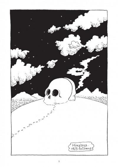 Page 5 Une aventure de Jeanne Picquigny tome 4 - La paresse du panda