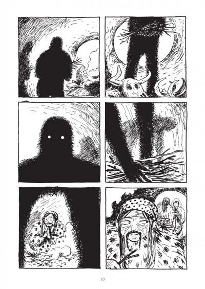 Page 6 Une aventure de Jeanne Picquigny tome 4 - La paresse du panda