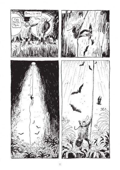 Page 7 Une aventure de Jeanne Picquigny tome 4 - La paresse du panda