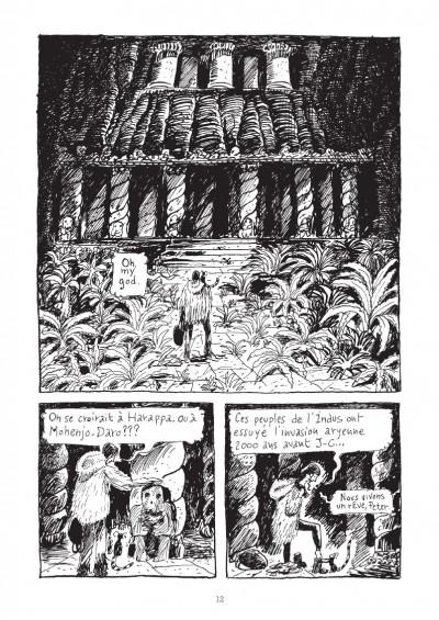 Page 8 Une aventure de Jeanne Picquigny tome 4 - La paresse du panda