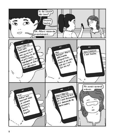 Page 2 Sociorama - Séducteurs de rues