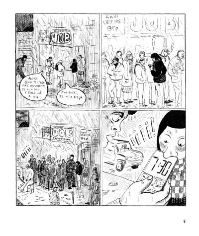Page 1 Sociorama - Chantier interdit au public