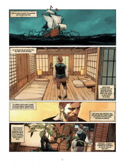Page 1 William Adams samouraï tome 2